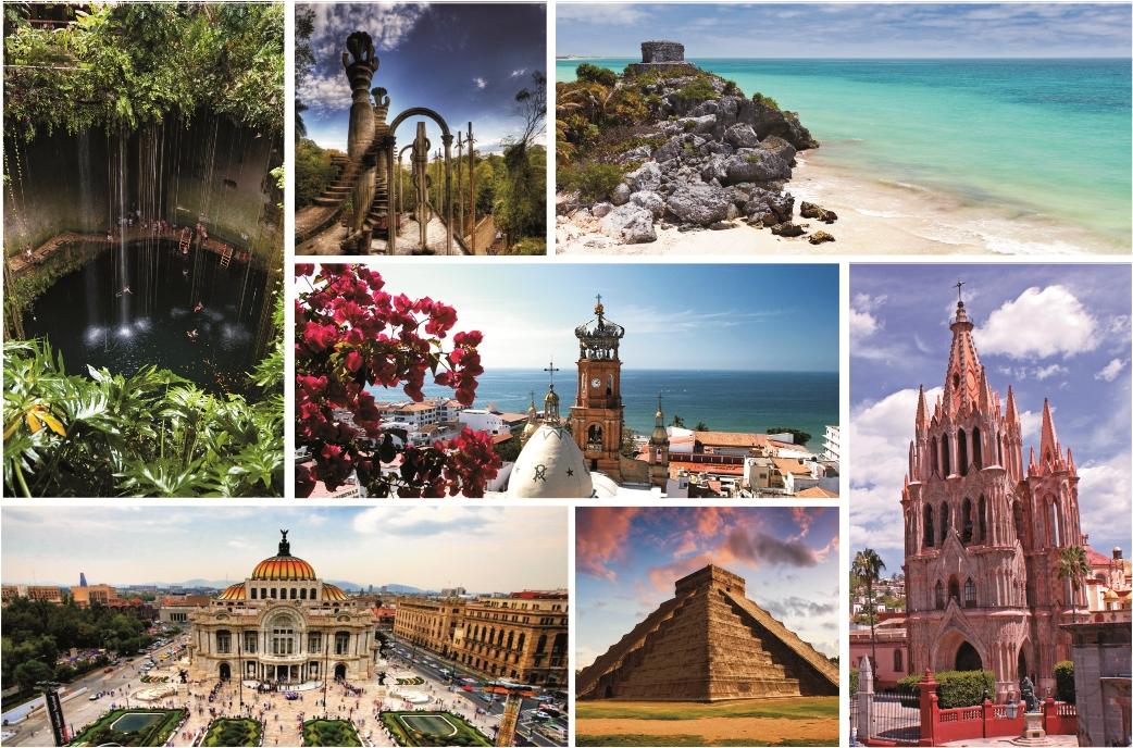 Lugares y atractivos turísticos que puedes visitar en