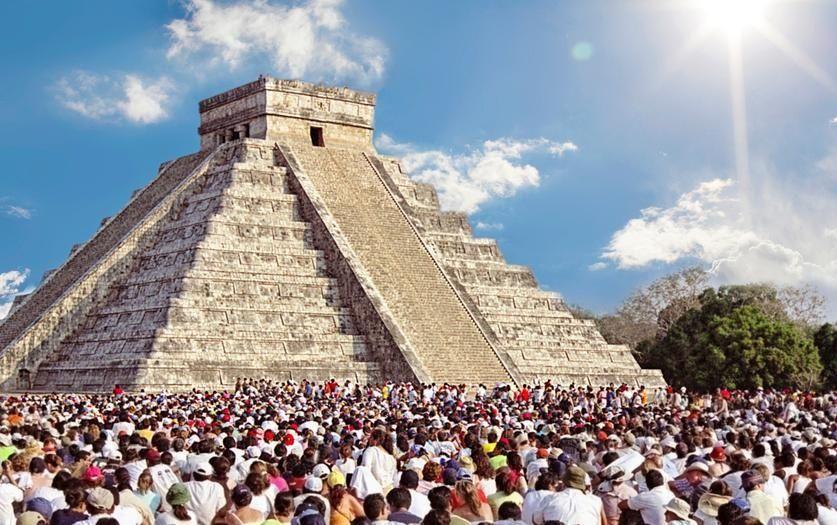 Agencias desvían a turistas de Chichén Itzá a Cobá y Tulum