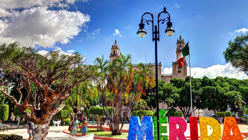 Tianguis Turístico planea colocar a Mérida y Yucatán en el foco nacional e  internacional – Noticias de la Industria Turistica